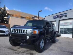 finance available ! safetied 2006 Hummer H3