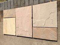 Indian Sand Stone Paving Slabs