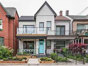 Live The Dream Trinity Bellwoods - 3 Bed Semi w. 2 Parking !