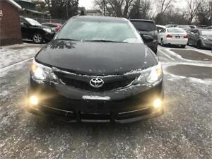 2013 Toyota Camry se , Fully Loaded , Certied , Very Clean Car