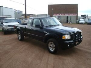 2009 Ford Ranger Sport Supercab 2WD