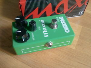 Brand New Maxon OD-808 Distortion Pedal
