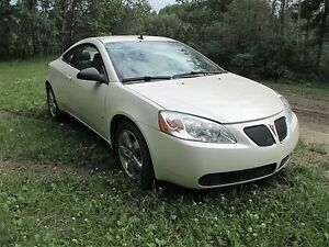 2008 Pontiac G6 GT Coupe (2 door)