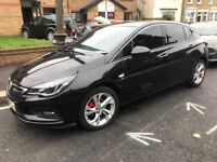 Vauxhall Astra Sri 1.4 Turbo 2016 Semi Auto Full Leathers Fully Loaded