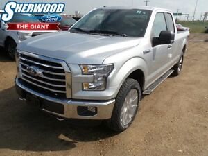 2016 Ford F-150 4x4 w/ Navigation, Rear View Camera, Tow Package