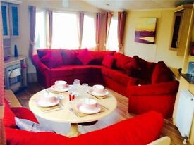 Staticholidayhomeforsale,northwest,lowdeposit,lowpayment optionsavailable !,4*sea front holiday park