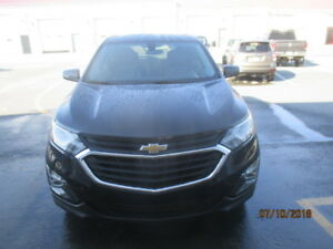 """THE ALL NEW 2018 CHEVROLET EQUINOX"""