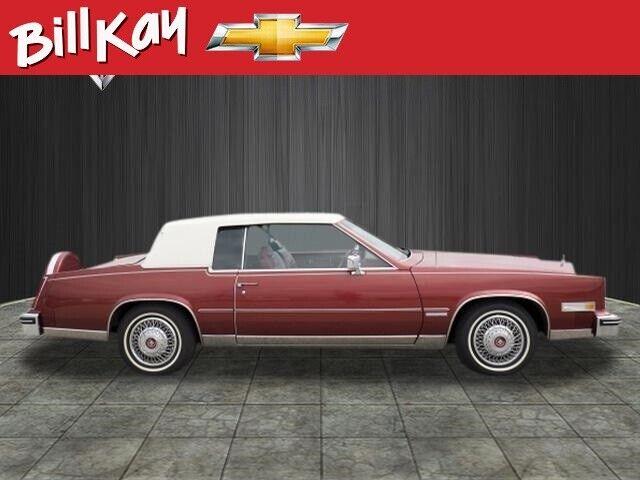 Image 3 Voiture Américaine de collection Cadillac Eldorado 1983