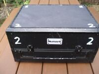 Numark CDMIX CD Mixer Combo Carry Storage Transport pro Flight Case