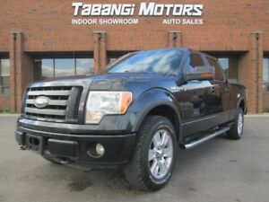 2010 Ford F-150 FX4 |4X4 | LEATHER | SUNROOF | SIDE STEP |