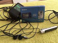 Sony MD Walkman (Minidisc) MZ-R50