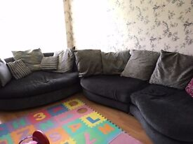 DFS 3+2 seater sofa