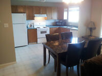 3 Bdrm/2 Bath FULLY FURNISHED  Condo located in Cold Lake North