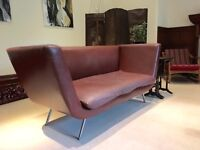 Pair of sofas- open to offers