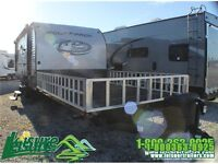 2016 Forest River Cherokee Wolf Pack WP20 Toy Hauler