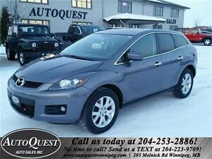 2008 Mazda CX-7 GT - ALL WHEEL DRIVE SUV! 2.3L Turbo!