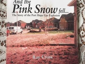AND THE PINK SNOW FELL... – by Ray Cross