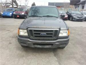 2004 FORD RANGER! TOUGH TRUCK! DRIVES SMOOTH!
