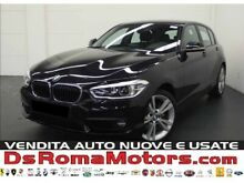 Bmw 120 D Rey 5p Advantage C/aut Navi Full Led Pdc 18 Clim