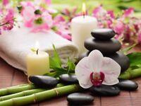Relaxing massage by Alexa