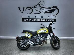 2016 Ducati Scrambler- V2850NP- No Payments For 1 Year**