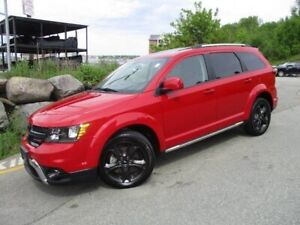 2018 Dodge Journey CROSSROAD WITH DVD (FALL SPECIAL: $24777! ORI