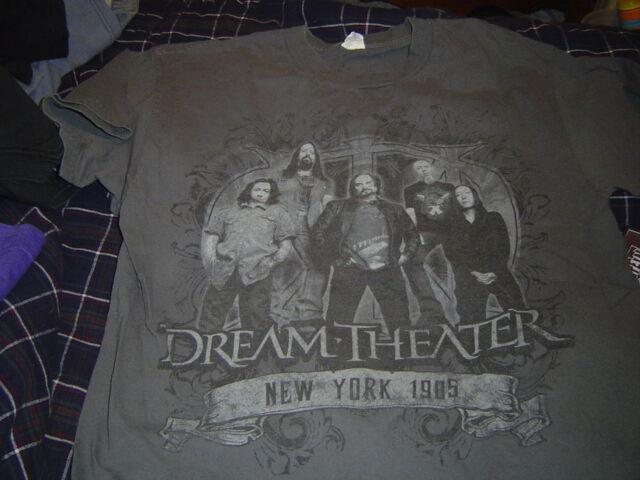 DREAM THEATER T-Shirt - 2011