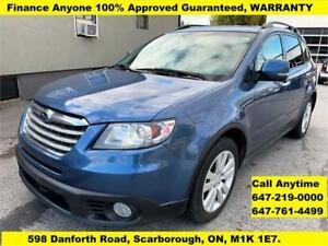 2008 Subaru Tribeca Limited AWD FINANCE 100% APPROVED