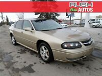 2005 Chevrolet Impala LS - LEATHER INTERIOR, V-6 ENGINE