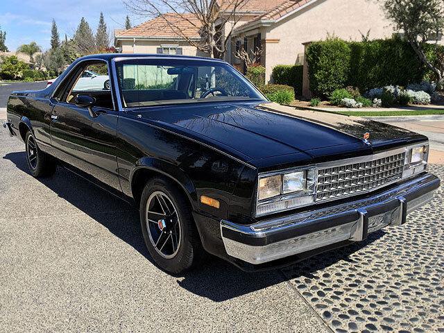Image 1 of Chevrolet: El Camino…