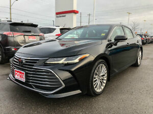 2019 Toyota Avalon LIMITED+NEW CAR LEASE AND FINANCE PROGRAMS!