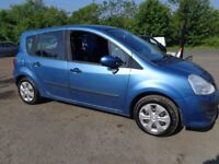 1 owner car 2008 58 reg renault g.modus expression 1.4 dci diesel mot for 1 year £1395