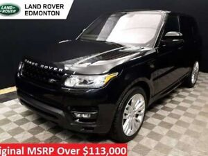 2016 Land Rover Range Rover Sport Supercharged Dynamic - Certifi