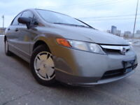 2008 HONDA CIVIC AUTOMATIC CLEAN AND LOADED WITH POWER OPTIONS