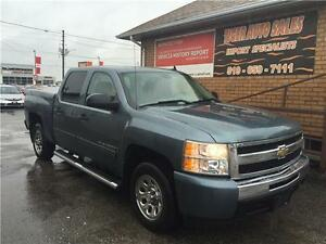 2009 Chevrolet Silverado 1500 LS**ONLY136KMS**4 DOORS**CLEAN****