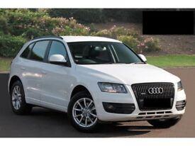 Audi Q5 Automatic Diesel Sat Nav