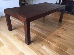 Antique Dining Table Caulfield North Glen Eira Area Preview