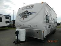 TOY HAULER DEAL!   2010 PUMA 28TBV TH ********* REDUCED!!!