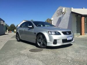 2012 Holden Commodore VE II MY12.5 SV6 Z-Series Nitrate 6 Speed Automatic Sedan Beckenham Gosnells Area Preview