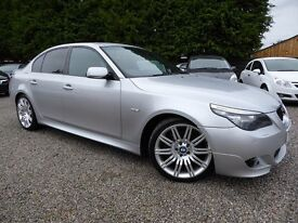 BMW 525d 3.0 M Sport, They Don't Come Any Better, 1 Owner, Low Miles, Full Service History, Long MOT