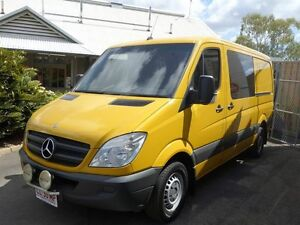 2008 Mercedes-Benz Sprinter NCV3 MY08 318CDI Low Roof MWB 5 Speed Automatic Van Gunn Palmerston Area Preview