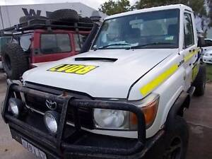 Landcruiser V8 Turbo Diesel Wrecking! Mount Louisa Townsville City Preview