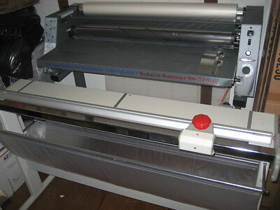 Crl42plus 42 Plus Roll Commercial Lamination Power Trim Cutter