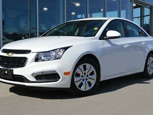 2015 Chevrolet Cruze Certified | Summit White | Remote Vehicle S
