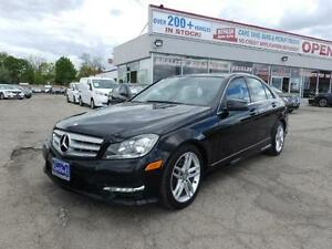 2013 Mercedes-Benz C300 4 MATIC ECO BLUETOOTH CERTIFIED E-TESTED