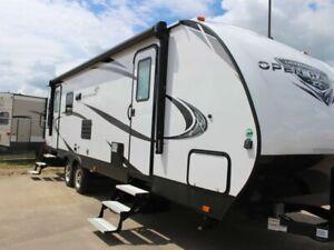 $193 b/w OAC. New Travel Trailer RV, sleeps 4, couples unit!