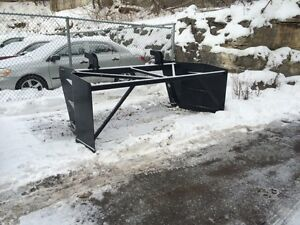 Snow bucket extension - extension pelle a neigee