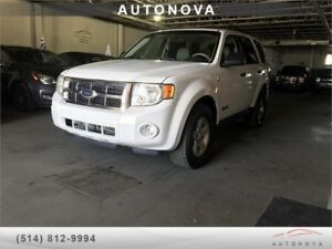 ***2009 FORD ESCAPE***HYBRID /90000KM ONLY /514-812-9994.