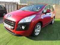 2012 Peugeot 3008 1.6 e-HDi Active EGC 5dr