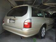 2008 Ford Falcon BF Mkiii XT 4 Speed Auto Seq Sportshift Wagon East Lismore Lismore Area Preview
